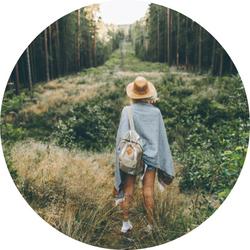 wandelen bos dagjes uit gids